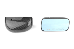 APR Carbon Fiber Mirrors Formula GT3 Black Base ( Part Number: CB-808402B)