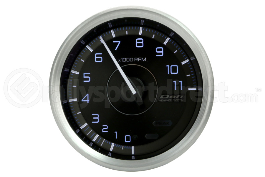 Defi Advance A1 80mm 11,000RPM Tachometer w/Can-Driver (Part Number:DF15801)