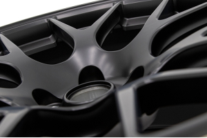 Apex EC-7R 17x9 +35 5x100 Satin Black - Universal