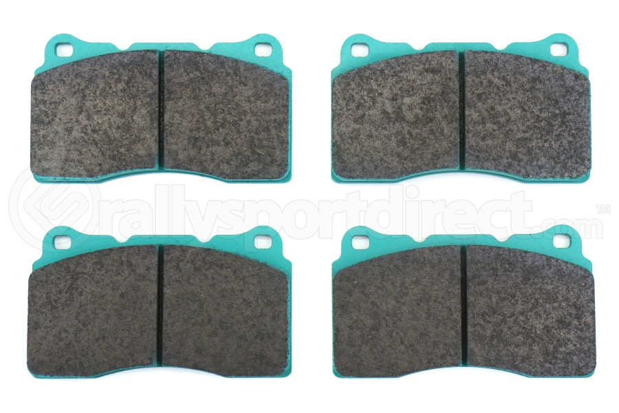 Project Mu Racing 999 Front Brake Pads (Part Number:P9F906)