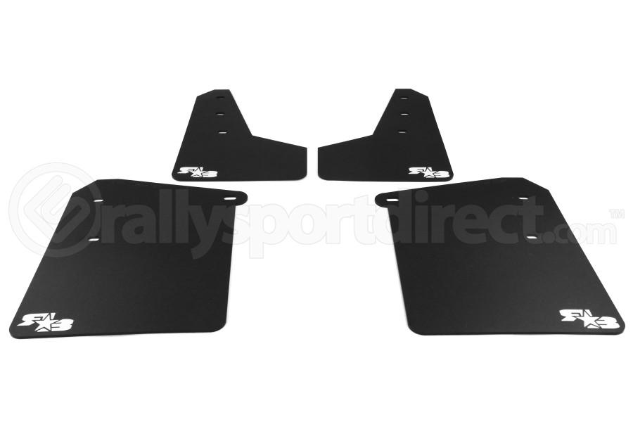 RokBlokz Original Rally Mud Flaps - Subaru Forester 2003 - 2008