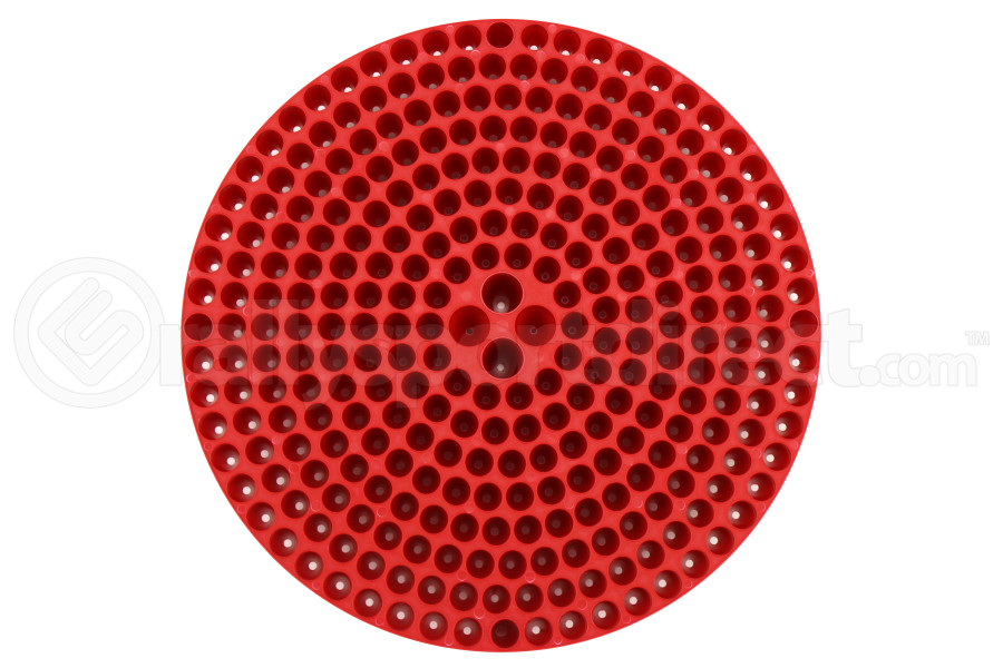 Chemical Guys Cyclone Dirt Trap Car Wash Bucket Insert Red - Universal