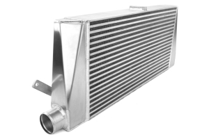 ETS Front Mount Intercooler Silver Core (Part Number: )
