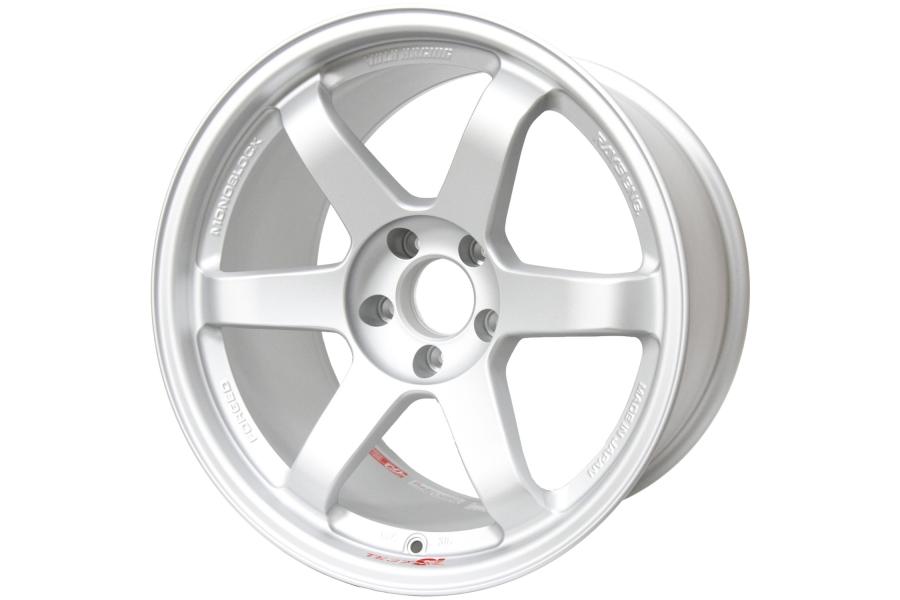 Volk TE37SL 19x9.5 +22 5x112 White - Universal