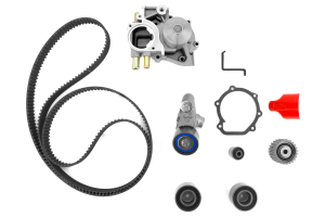 Gates Timing Belt Kit w/ Water Pump ( Part Number:GAT TCKWP328A)