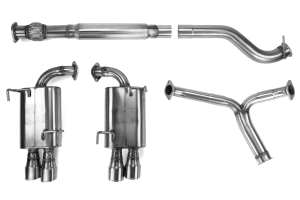 PERRIN Cat Back Exhaust ( Part Number:PER2 PSP-EXT-347BR)