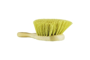 Chemical Guys Utility Brush w/ Strong Yellow Bristles - Universal