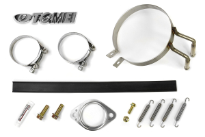 Tomei Expreme Ti Titanium Catback Exhaust ( Part Number:TOM 440001)