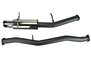 HKS Racing Cat Back Exhaust w/Titanium Tip (Part Number: )