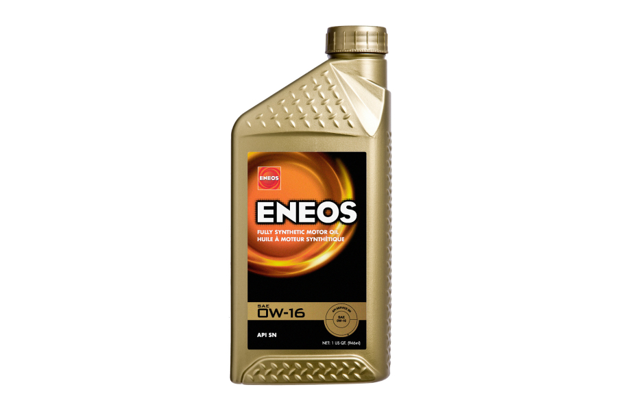 ENEOS 0W16 Full Synthetic Engine Oil 1qt - Universal