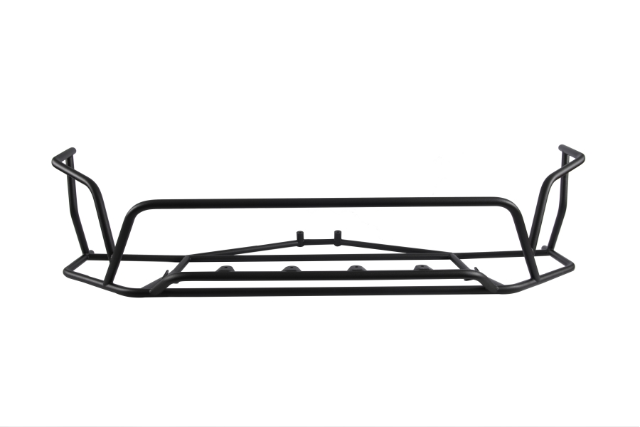 LP Aventure Big Bumper Guard Black - Subaru Crosstrek 2018+