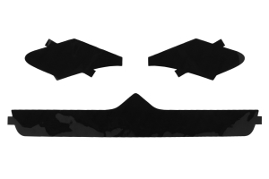 Lamin-X Side Marker and Reverse Light Covers Gunsmoke ( Part Number: S626G)