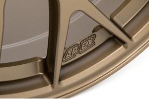 Apex EC-7R 17x9.5 +40 5x100 Satin Bronze - Universal