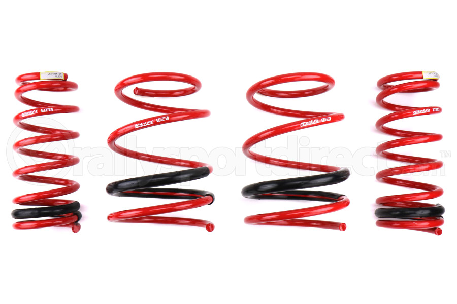 Swift Sport Lowering Springs - Subaru Legacy GT Sedan 2005-2009