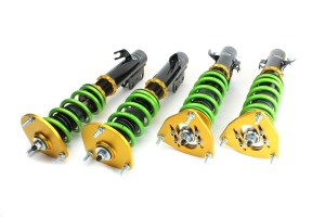 ISC Suspension N1 Ultra Low Street Sport Coilover Kit - Subaru WRX / STI 2015 - 2020