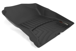Weathertech Floorliner Black Front - Subaru Crosstrek 2018+ / Impreza 2017+