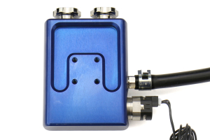 Turbosmart Dual Stage Manual Boost Controller V2 Blue - Universal