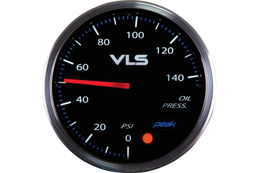 REVEL VLSII Oil Pressure Gauge 52mm - Universal
