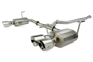 Mishimoto Stainless Steel Cat Back Exhaust (Part Number: MMEXH-WRX-15)