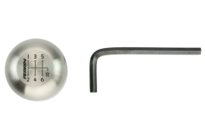 PERRIN Stainless Steel Shift Knob 6MT Large ( Part Number: PSP-INR-123SS)