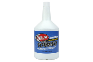 Red Line 10W40 Motor Oil 1QT (Part Number: )