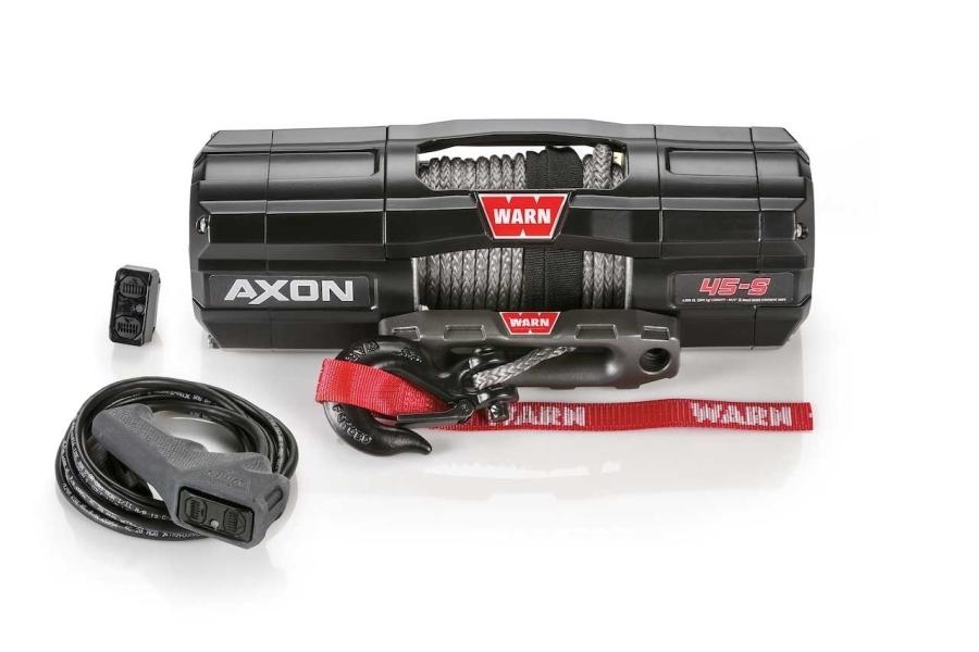 Warn Industries AXON 45-S Synthetic Winch - Universal