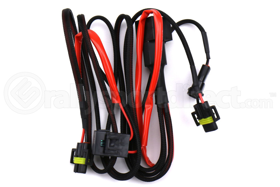 OLM H11 HID Relay Harness - Universal