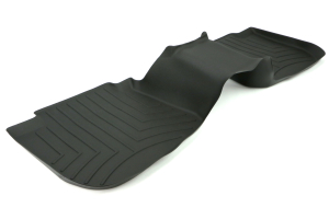 Weathertech Black Front and Rear Floorliners (Part Number: )