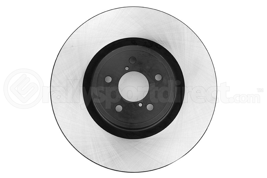 Centric Premium High-Carbon Brake Rotor Single Front (Part Number:125.47019)