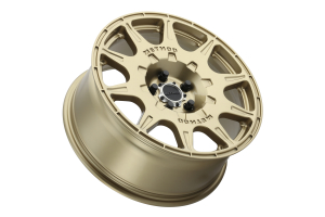 Method Race Wheels MR502 Rally 17x8 +38 5x114.3 Gold - Universal