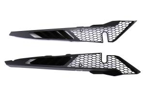 Compressive Tuning Air Blade Heat Extractors Black - Subaru WRX / STI 2015 - 2020