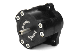 Boomba Racing VTA Blow Off Valve Black - Ford Focus ST 2013+