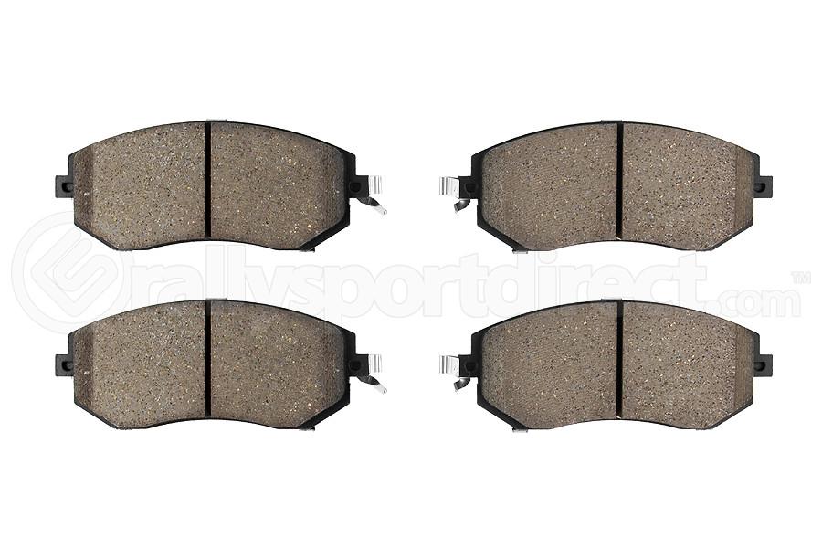Stoptech PosiQuiet Ceramic Brake Pads Front - Subaru/Scion Models (inc. 2011-2014 WRX / 2013+ BRZ / 2013-2016 FR-S)