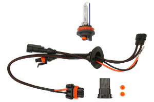 Morimoto H-Series XB Bi-Xenon H8 / H9 / H11B 6500K HID Bulb - Universal