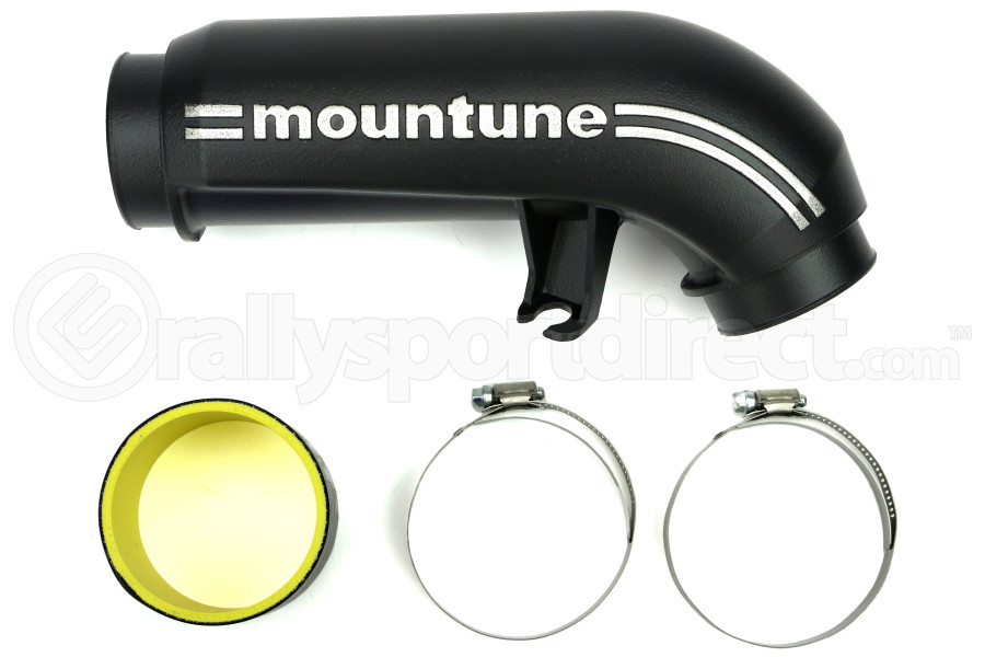 mountune Air Intake Duct Black (Part Number:2536-LLC-BLK)