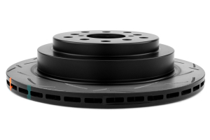 DBA 4000 Series Gravel Spec T-Slot Slotted Rotor Single Rear (Part Number: )