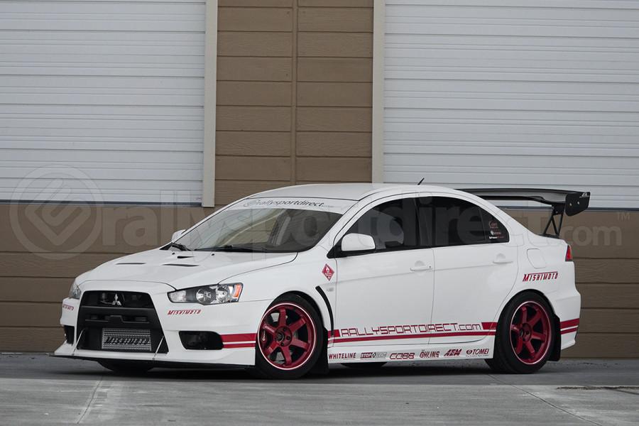 RallySport Direct Evo X Project Car POWER Kit