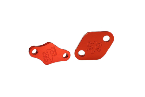 IAG Air Pump Block Off Plates Red (Part Number: )