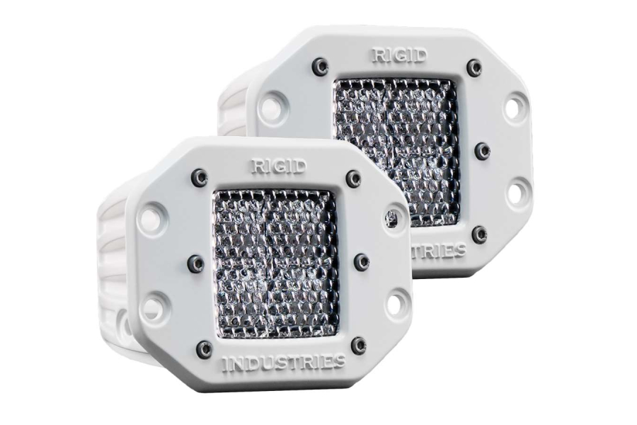 Rigid Industries Dually Marine LED Diffused Spread Lights (Part Number:61251)