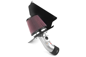 K&N Typhoon Short Ram Air Intake System Silver ( Part Number:KN 69-8001TS)