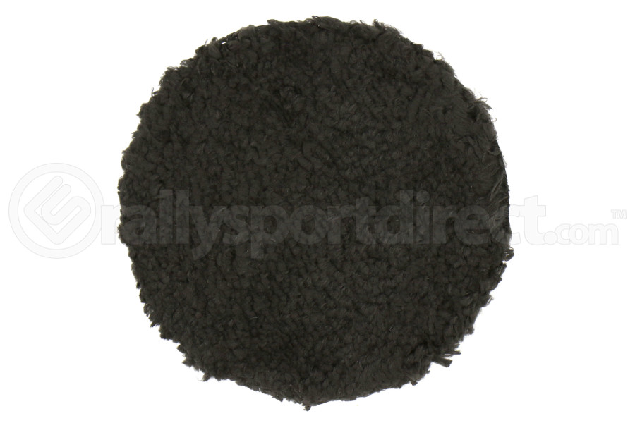 Chemical Guys Black Optics Microfiber Black Polishing Pad 4.5 Inch - Universal