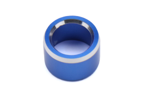 GCS Mirror Dial Cover Blue - Subaru Models (inc. 2015+ WRX / 2014+ Forester)