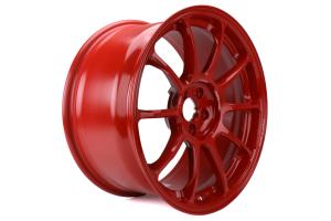 Volk Racing ZE40 18x9.5 +43 5x100 Red - Universal