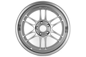 Enkei RPF1 18x10 +38mm 5x114.3 Silver ( Part Number: 3798106538SP)