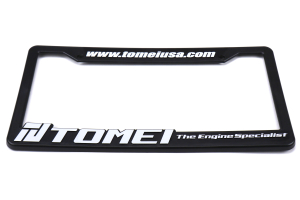 Tomei License Plate Frame - Universal