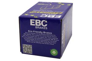 EBC Brakes Ulitmax OEM Replacement Rear Brake Pads - Ford/Mazda Models (inc. 2016+ Ford Focus RS / 2007-2013 Mazdaspeed3)