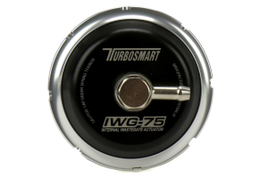 Turbosmart IWG75 Internal Wastegate Black ( Part Number:TBS TS-0622-8122)