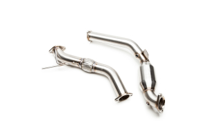 COBB Tuning Catted 3in Downpipe for Cobb Cat Back Exhaust - Ford Mustang Ecoboost 2015-2017