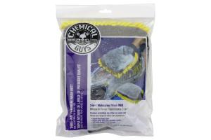 Chemical Guys Three-Way Premium Wash Mitt - Universal