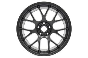 Apex EC-7 18x9.5 +38 5x114.3 Satin Black - Universal